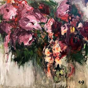 Les fleurs hochent la tête