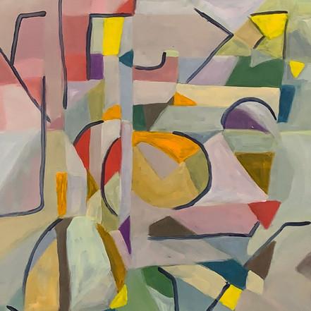 Abstracted Still Life