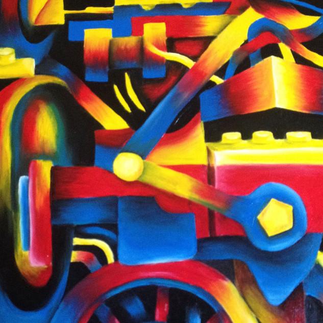 Colorful Machine
