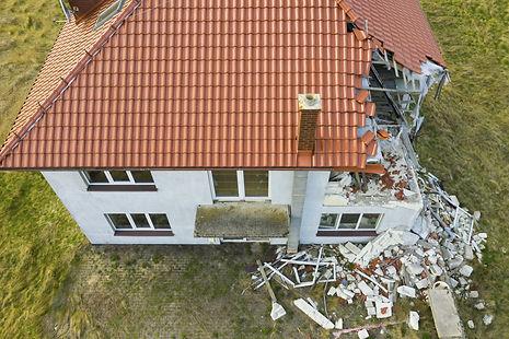 Luftbild Drohne Versicherung Insurance Gutachten Schadensbewertung Insurance Gutachten Sachverständig
