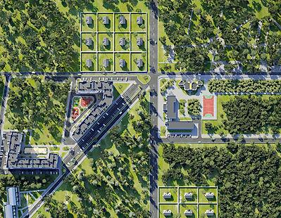 Luftbild Drohne Kartierung und Vermessung 2D-Orthomosaik Hessen Darmstadt