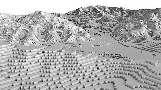 Luftbild Drohne 3D-Modellierung Mapping Baden-Württemberg