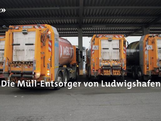 Wir halten die Stadt sauber - Die Müll-Entsorger von Ludwigshafen
