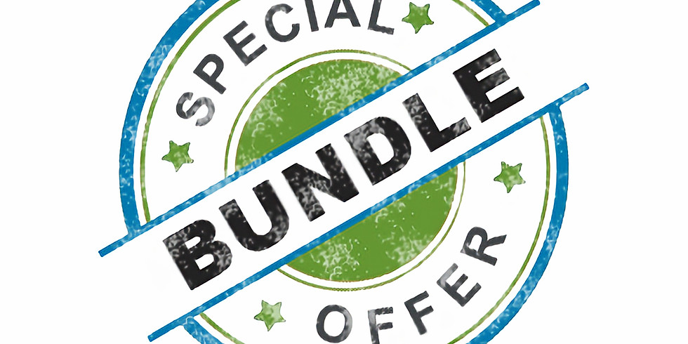 SOLD OUT!! Full sessions bundle