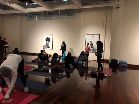 Feb 17 - Yoga at Spelman Museum - Things to Do Atlanta