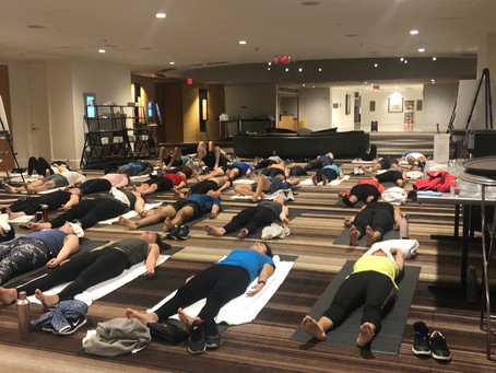 Add Yoga to your Conference or Retreat