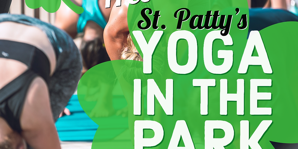 St. Patty's Yoga in the Park