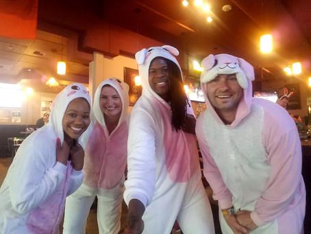 Bunny Bar Crawl - Seattle