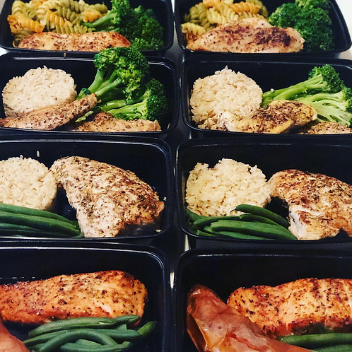 Savory and Healthy Meal Preparation