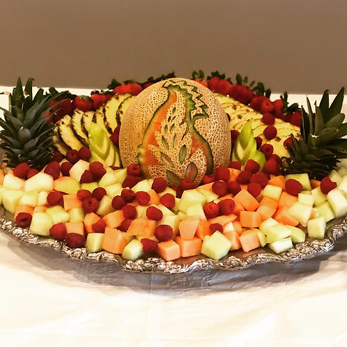 Elegant Fruit Displays