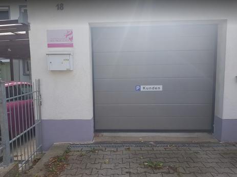 Parkplatz - Microblading in Landshut