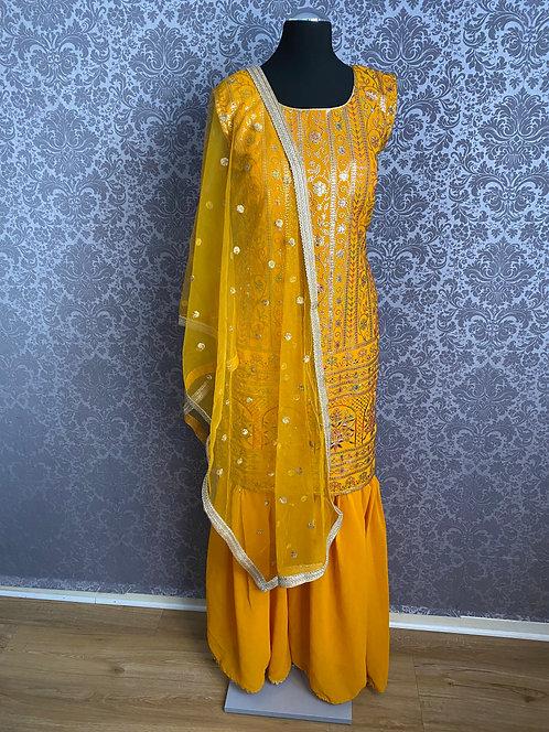 Orange Sharara