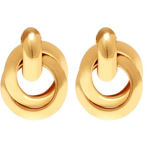 Golden Knot Ohrstecker
