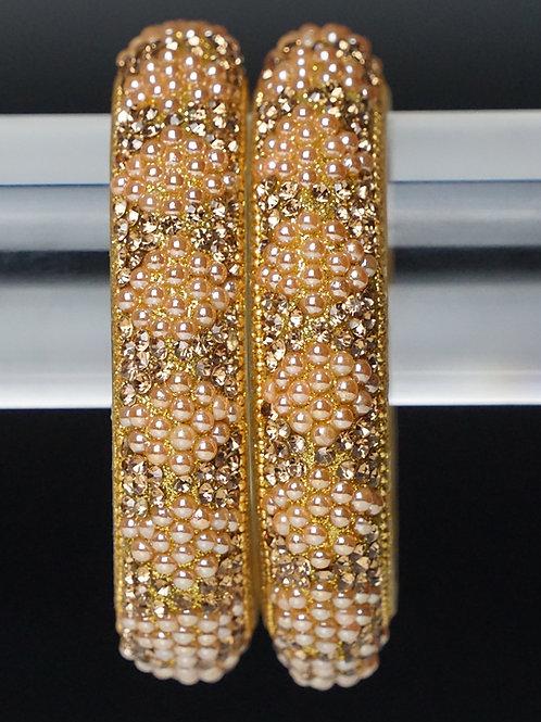 Kangan Gold Perle 2tlg