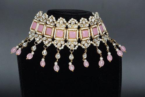 Pink Bridal Set