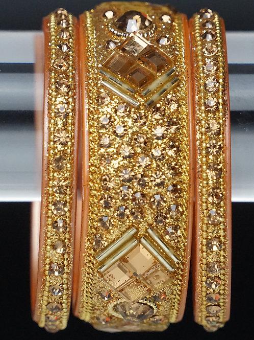 Kangan Gold 3 teilig