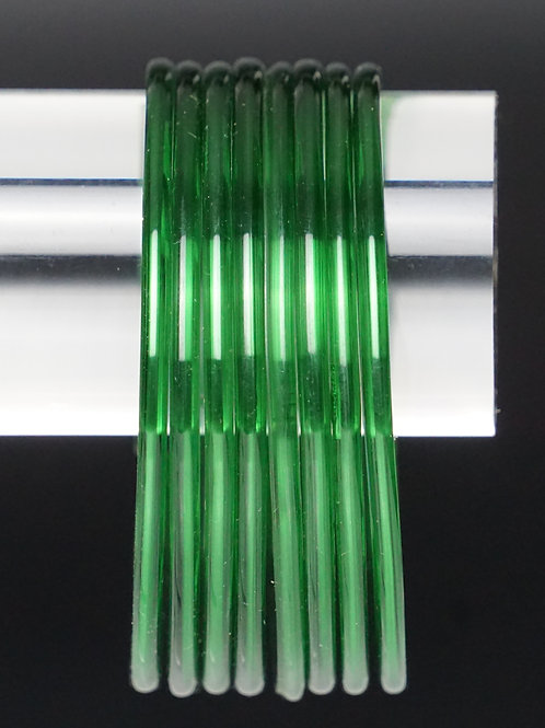 Grün Glas Armreifen