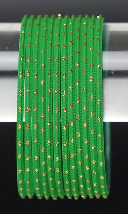 Grün Metall Armreifen