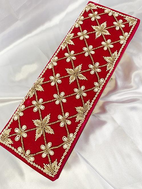 Red - Bridal Bangle Box