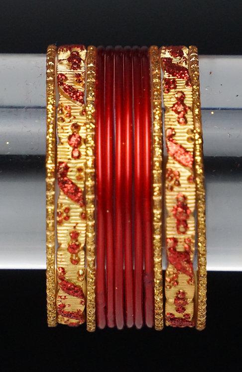 Rot Junior Armreifen