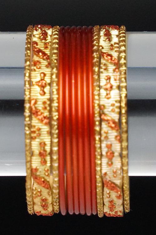 Orange Junior Armreifen