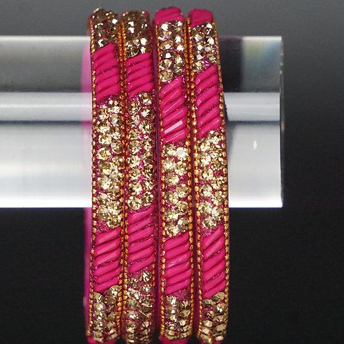 Kangan Pink 4-tlg