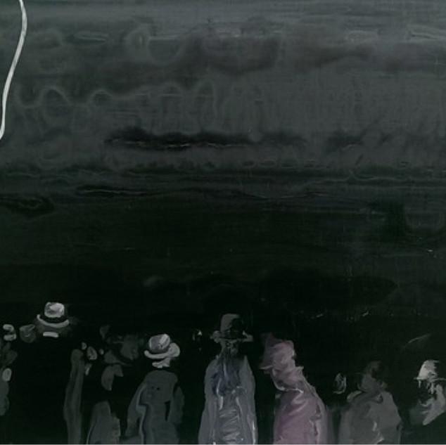 s_Tsai Shih Hung, Somebody, Acrylic on c