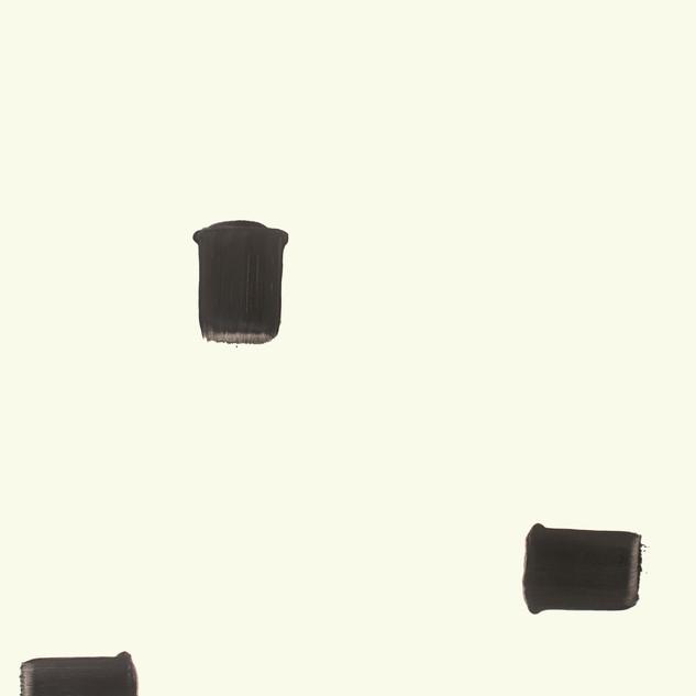 s_LEE Ufan, Correspondence, 1995, pigmen