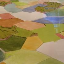 Chris Ballantyne, Fractured Landscape, A