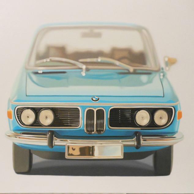 s_120626 입고_이채일, 1972 BMW, 116.8x91, Oil