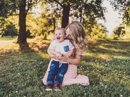Tips & Tricks for Photography with Toddlers