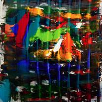 [크기변환]이 세상 모든 것, 2018, Oil on canvas, 16