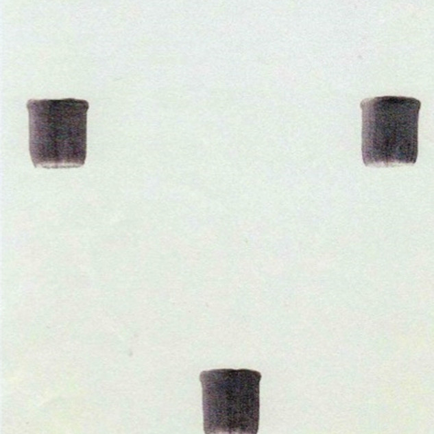 s_U Fan Lee, Correspondence, 130.3cm x 9
