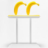 s_똑같이 만들려고 최선을 다한 바나나 l 120x100cm l Mono