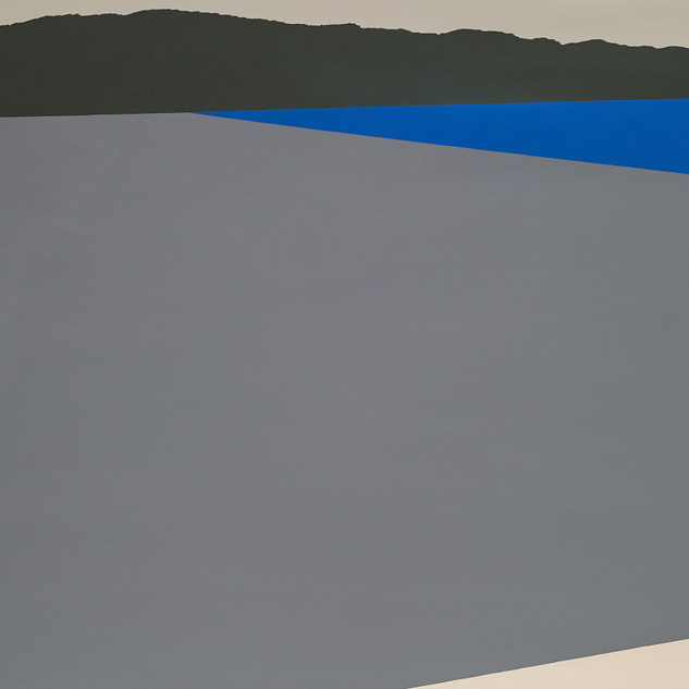 slifeguard_grey  97X145.5cm  acrylic&oil