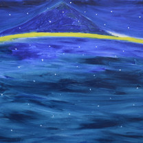 [크기변환]Ultramarine  Oil on canvas 97.0 x
