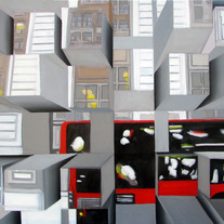 London landscape 65¡¿50 oil on canvas.jp