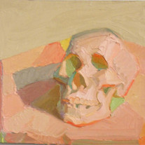 s_Andrew Foster, Pretty Dead, Oil on can