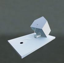Michael Jantzen, Dream House Trap, Paint