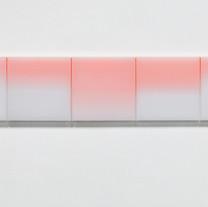 Inframince-landscape, Acrylic on acrylic