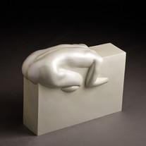 M절하는사람 Deep Bowing-Man, 2001,painting on