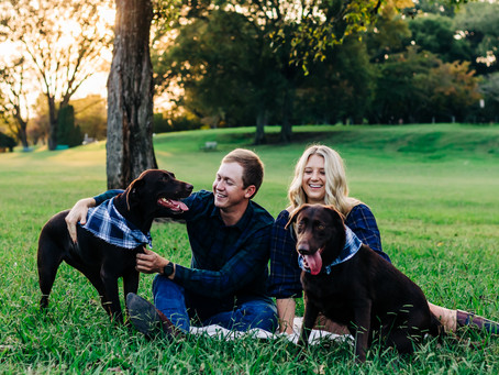 It's All About the Pups at Sequoyah Hills Park!