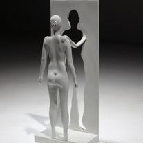 MM교감-03 communion-03, 2003, bronze, 59x2