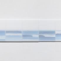 Inframince-horizon, Acrylic on acrylic p