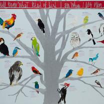 s_Birds 227.3x181.8cm oil on canvas 2018