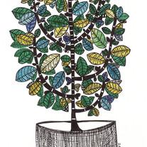 s_HA Jung-Woo_Money Tree_100x56cm_acryli