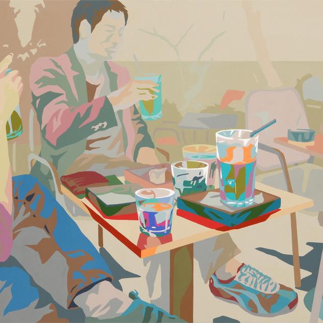 [크기변환]100603 Acrylic on Canvas 70x140cm