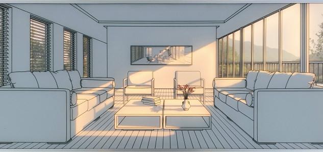 2.빛이 드는 공간. 2020,218x62x4cm강화유리에 샌딩, 유리전