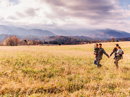 Capturing All the Mountain Beauty at Cades Cove