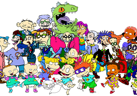 How the Rugrats Taught Millennials Skills for the Workplace